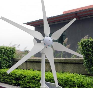 Ветрогенератор на дачном участке