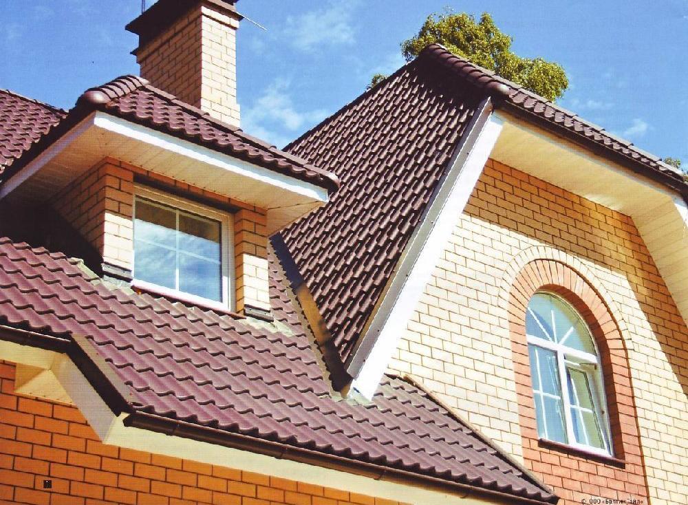 Крыша должна выдерживать все осадки