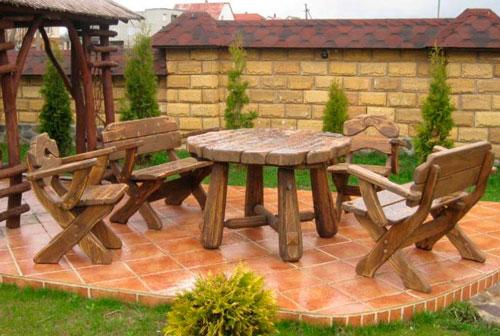 """Мебель для дачи своими руками. """" Дом и сад своими руками."""