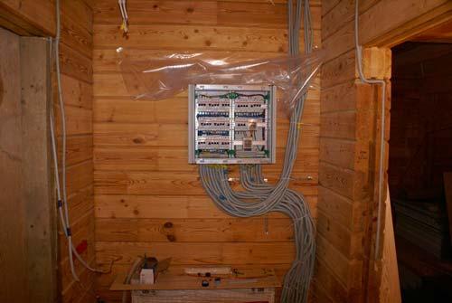 Проектирование электроснабжения дачи, коттеджа и дома